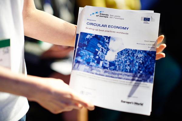 Documento sobre a Economia Circular