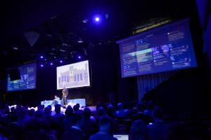 Imagem do evento da TechChill em 2016